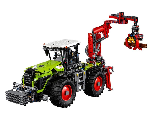 Claas Xerion 5000 Trac VC 42054
