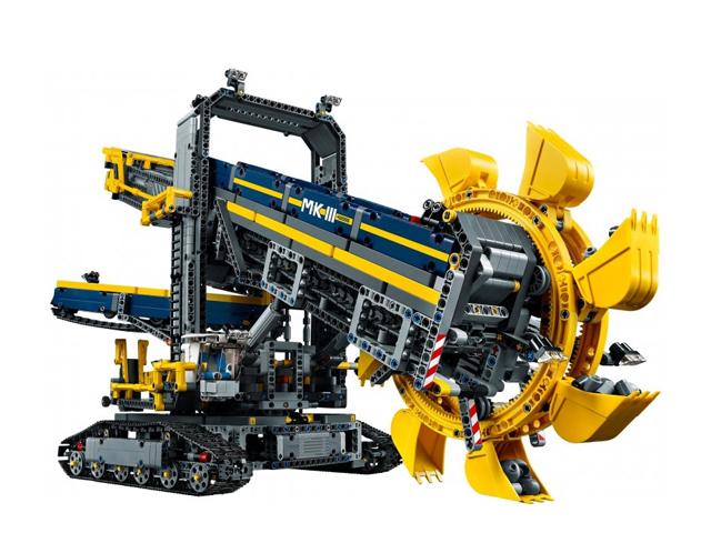 Kombajn górniczy 42055