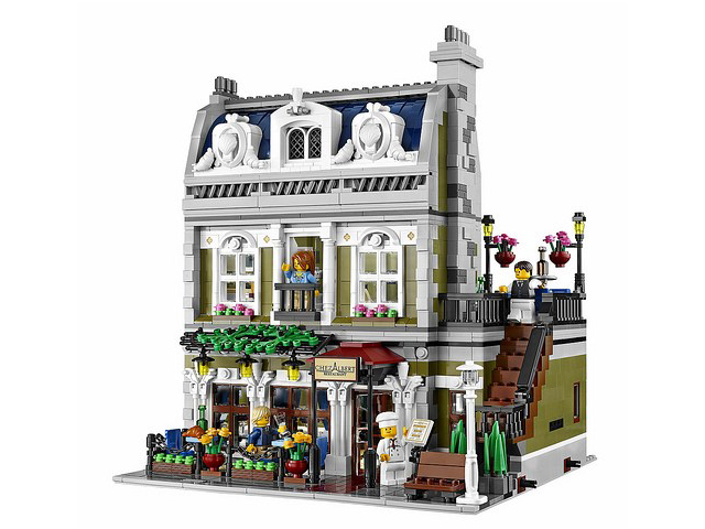 Paryska Restauracja 10243