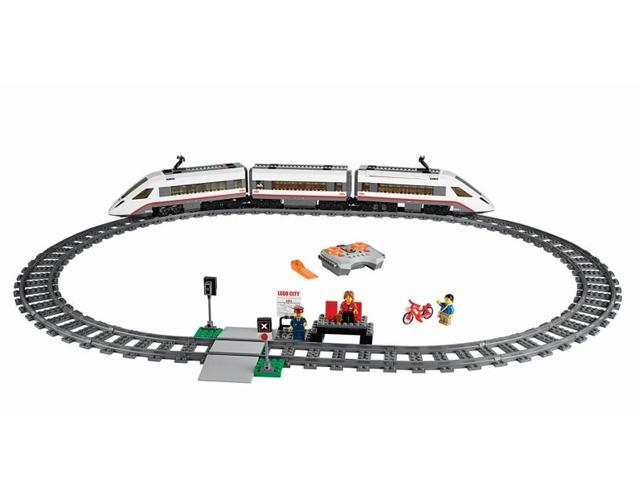 Superszybki pociąg pasażerski 60051