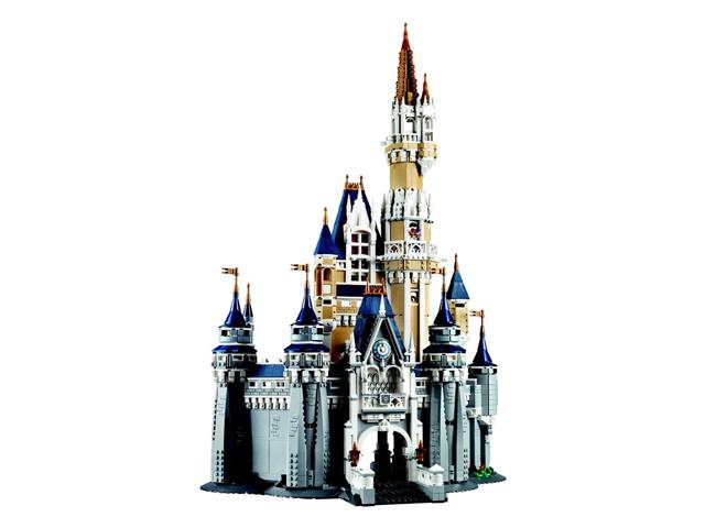 Zamek Disney 71040