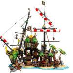 Lego Ideas - Piraci zZatoki Barakud 21322