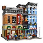 Lego Creator - Biuro Detektywa 10246