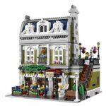 Lego Creator - Paryska Restauracja 10243
