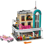 Lego Creator Expert - Bistro WŚródmieściu 10260