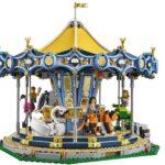 Lego Creator Expert - Karuzela Power Funcion 10257