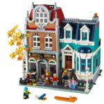 Lego Creator Expert - Księgarnia Modular 10270