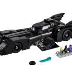Lego DC Superhero - 1989 Batmobile 76139