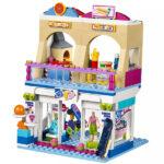 Lego Friends - Centrum Handlowe 41058