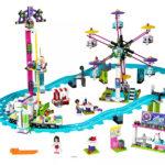 Lego Friends - Kolejka Górska WParku Rozrywki 41130