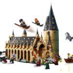 Lego Harry Potter - Wielka Sala WHogwarcie 75954