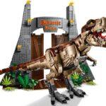 Lego Jurrasic Word - Park Jurajski Tyranozaur 75936