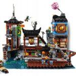 Lego Ninjago - Dok wMieście 70657