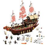 Lego Ninjago - Perla Przeznaczenia 70618