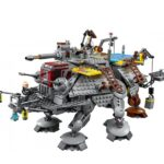 Lego Star Wars - AT TE Kapitana Rexa 75157