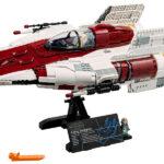 Lego Star Wars UCS - Myśliwiec AWing 75275