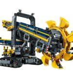 Lego Technic - Kombajn Górniczy 42055