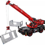 Lego Technic - Dźwig 42082