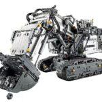 Lego Technic - Koparka Liebherr 42100