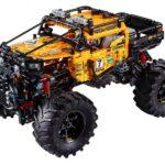 Lego Technic - Sterowany Pojazd Terenowy 42099