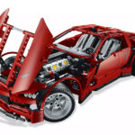 Lego Technic - Supercar 8070