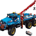 Lego Technic - Terenowy Holownik 6x6 42070