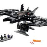 Lego Super Heroes - Batwing z1989 roku 76161
