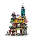 Lego Ninjago - Ogrody miasta 71741