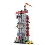 Lego Marvel Super Heroes - Spider-Man Wieżowiec Daily Bugle 76178