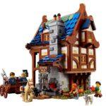 Lego Ideas - Średniowieczna kuźnia 21325